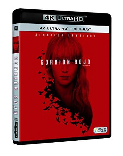 Gorrion Rojo [4K]