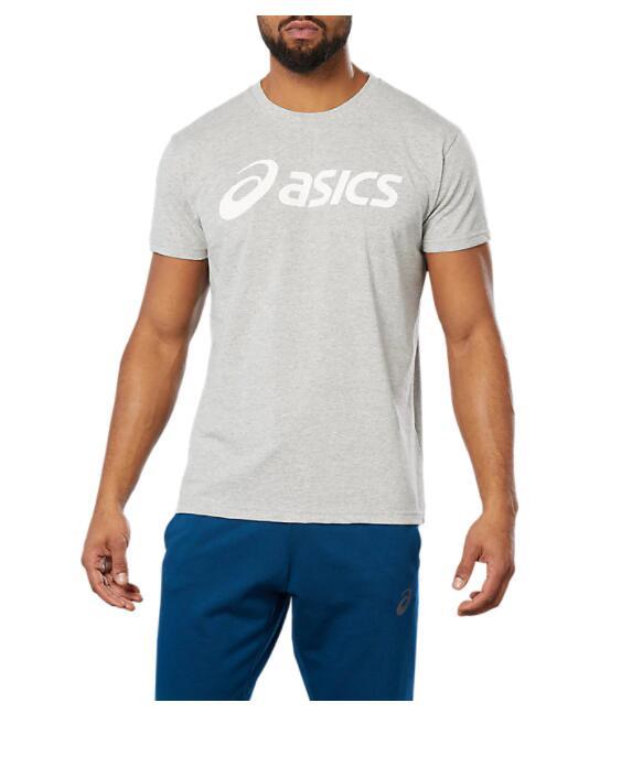 TALLAS M a XL - Asics Sport Logo Tee, Camiseta para Hombre