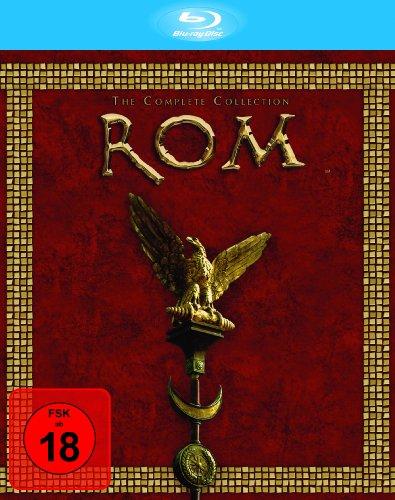Serie completa Roma en blu ray