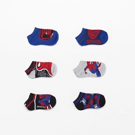 Calcetines SpiderMan niñ@
