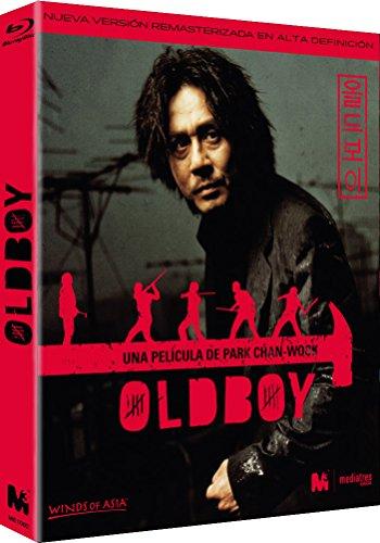 OldBoy Edición coleccionista Bluray