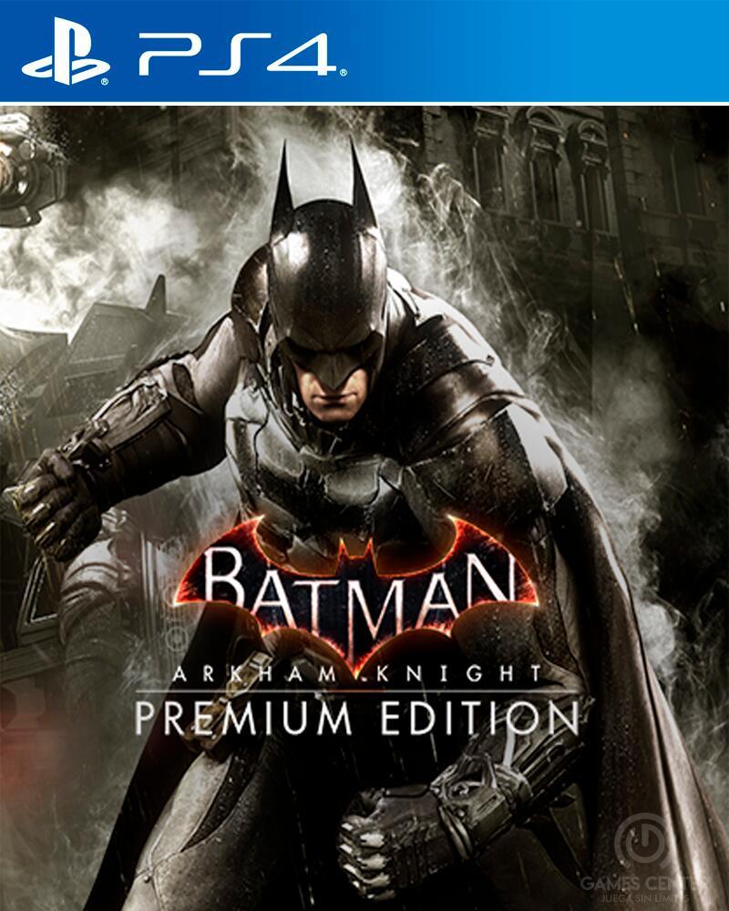 Batman: Arkham Knight Premium Edition Digital Playstation Store