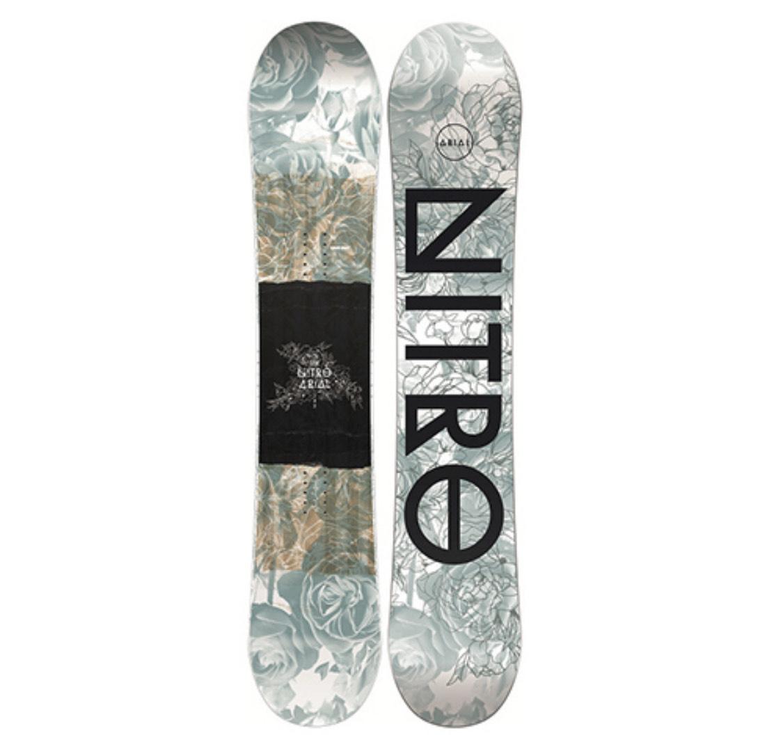 Tabla de Snowboard NITRO ARIAL 2020