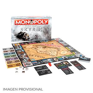 Monopoly the elder scrolls V SKYRIM