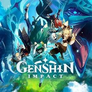 Códigos Genshin Impact (Protogemas)
