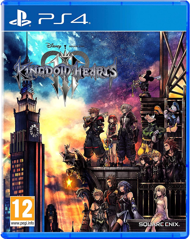 Kingdom Hearts 3 (Standard) - PS4 a menos de 8 euritos
