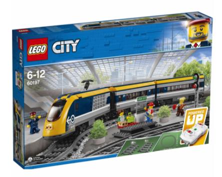LEGO City Trains - Tren de Pasajeros