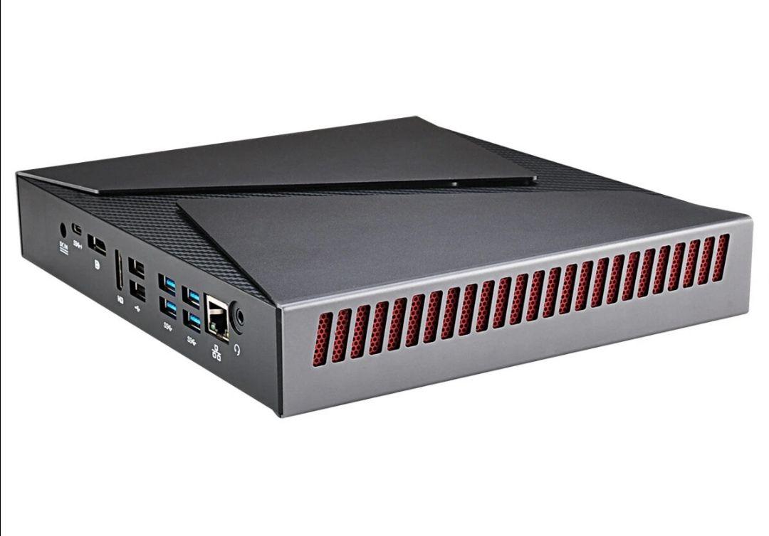 NVISEN Y-GX01 Mini PC Intel Core i9-8950HK NVIDIA GTX 1650 16GB + 256GB