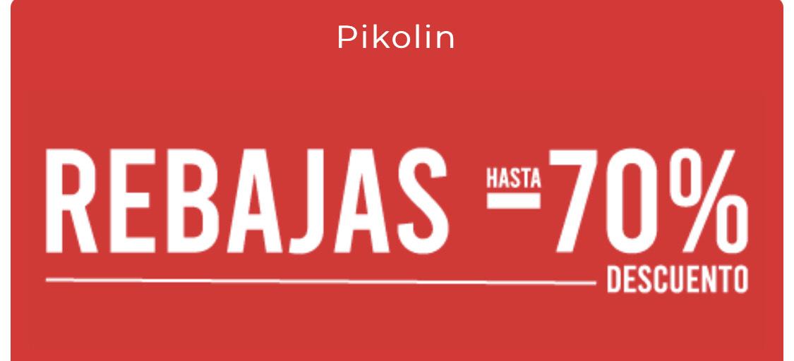 70% descuento en colchones Pikolin