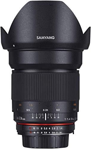 Samyang F1110808101 - Objetivo fotográfico DSLR para Samsung NX