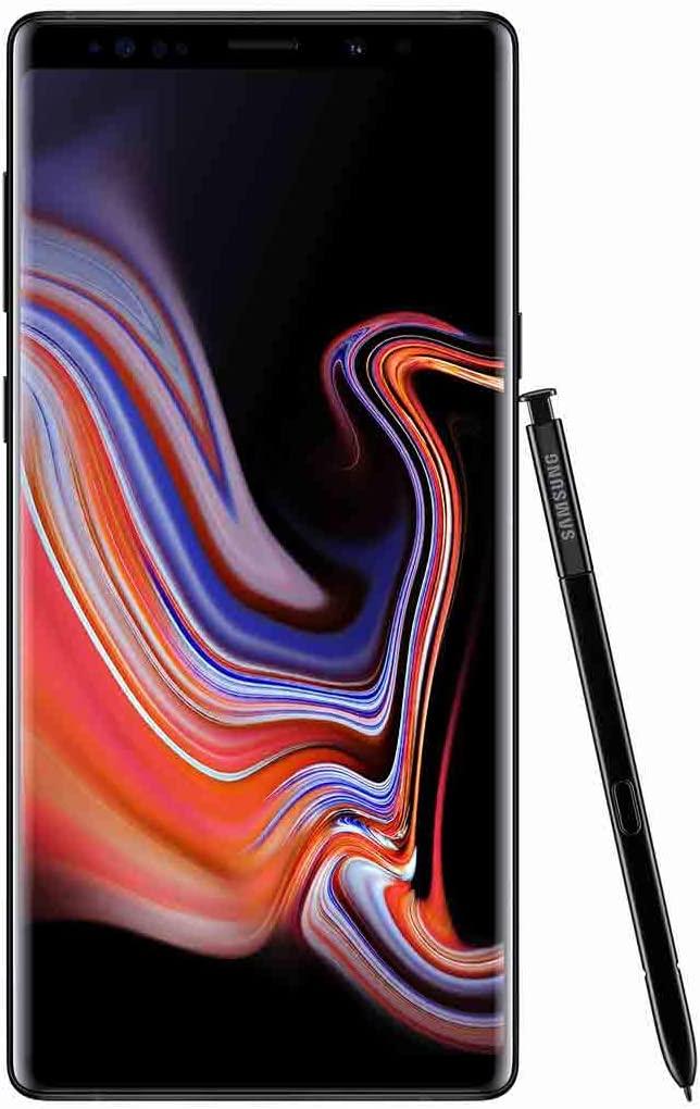 Samsung Galaxy note 9 (estudiantes)