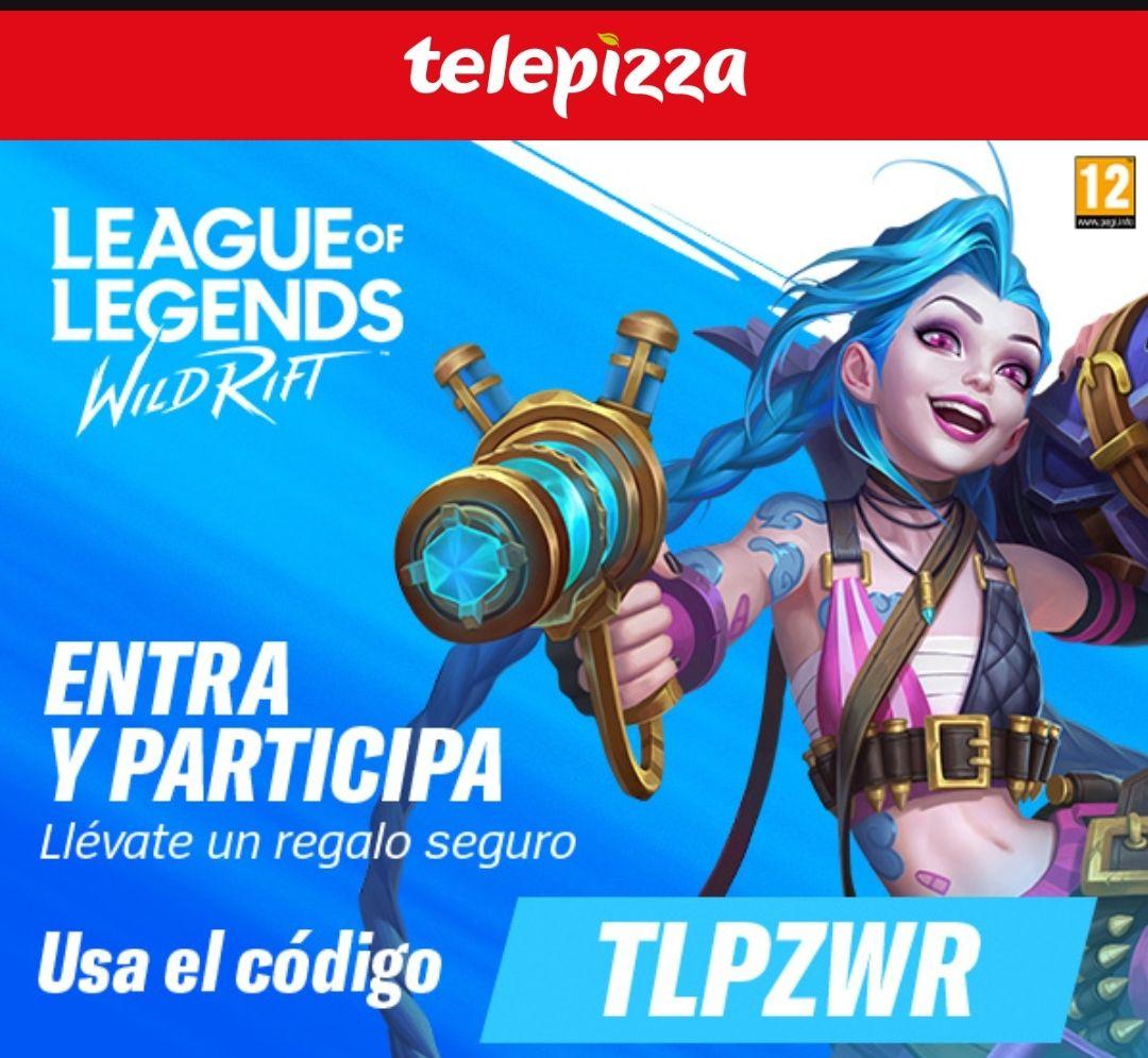 Regalo seguro y además podrás ganar contenido dentro del juego, estatuillas y figuras de League of Legends.