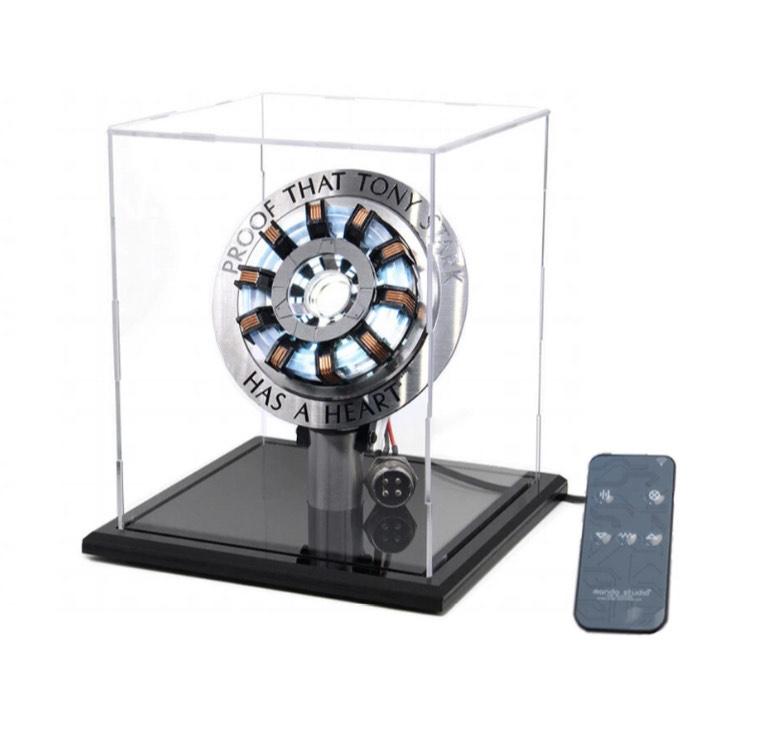 Reactor ARC 1:1 Kit completo montaje DIY con mando, vitrina y soporte