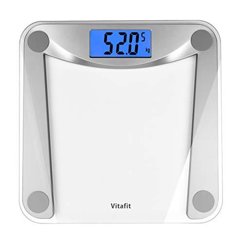 OFERTA FLASH Vitafit - Báscula de baño digital (Máx 180kg)