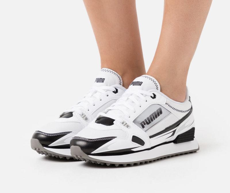 VEGAN MILE RIDER SUNNY GATAWAY WN'S - Zapatillas - white/black