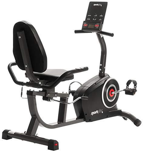 Bici estatica sport plus SP-RB-9500-iE con Kinomap