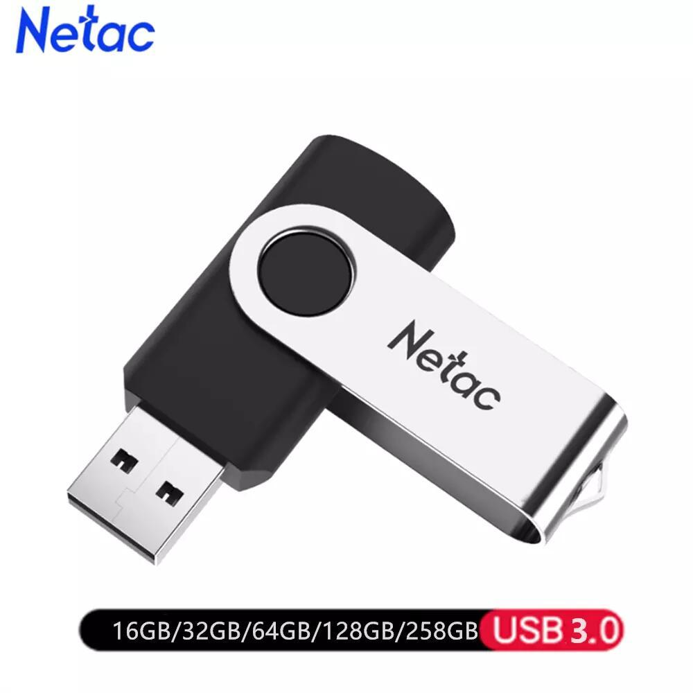 Netac-unidad Flash USB de 256GB
