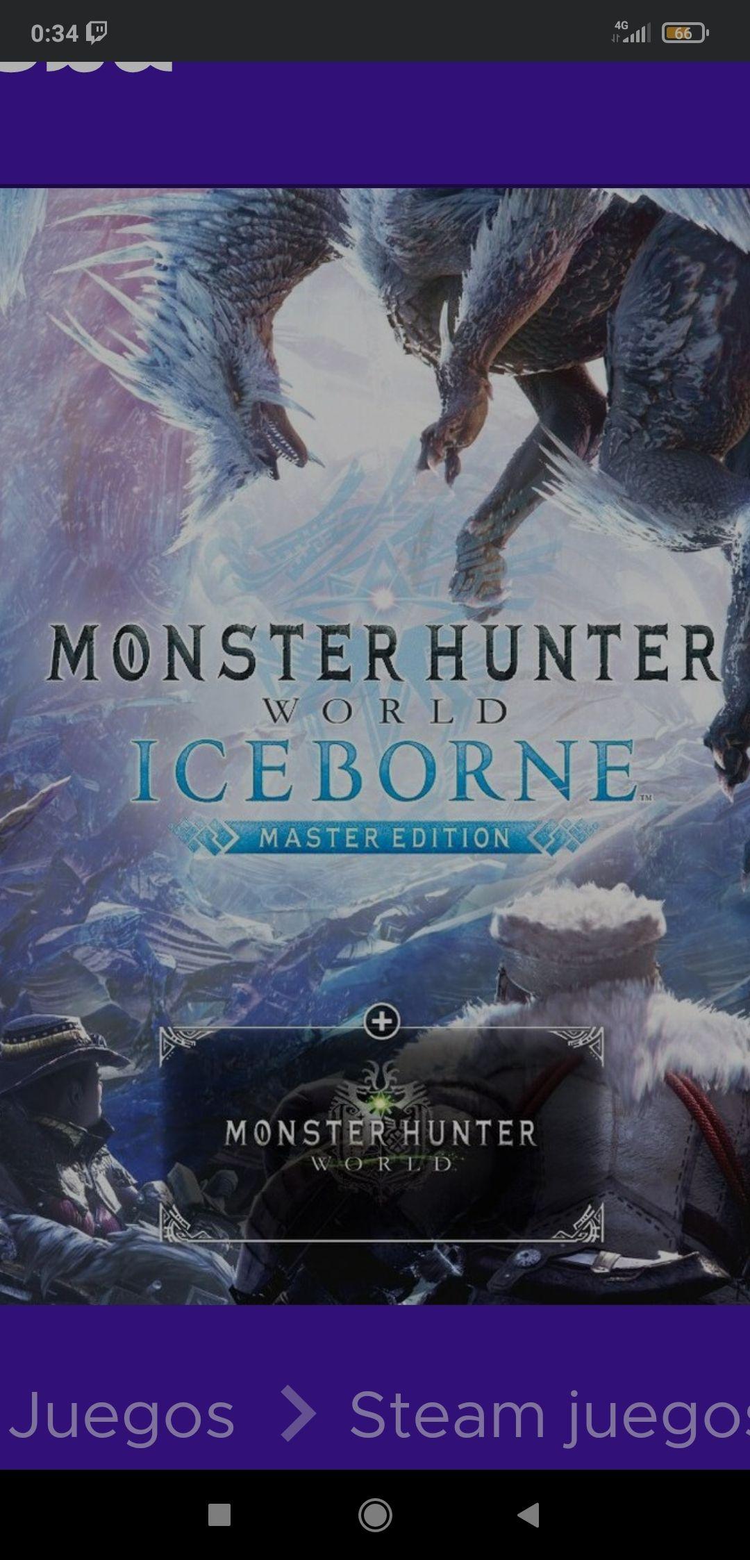 Monster Hunter: World + Iceborne