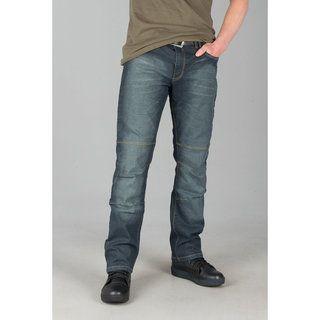Pantalones de kevlar para la moto