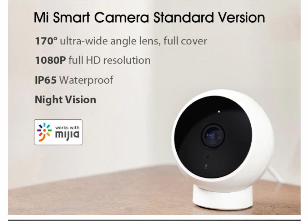 Xiaomi-cámara IP inteligente Mi, Wifi, 1080P