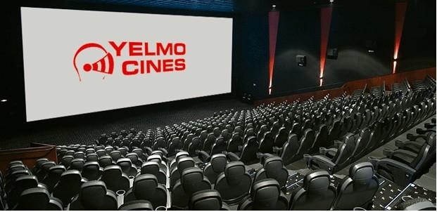 Entradas en Yelmo Cines de Madrid a 5,95€ y 5,4€ en el resto de la península