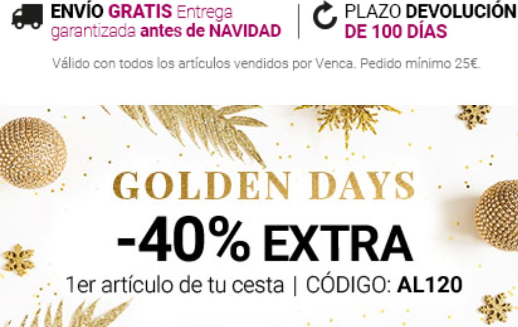 Golden Days VENCA