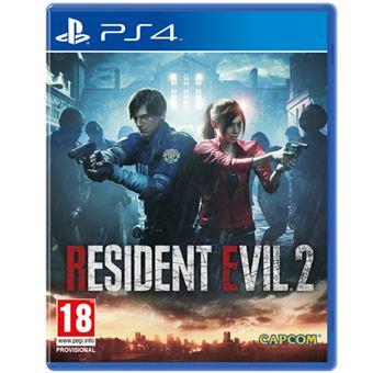 [ACTUALIZADO 24/12] Resident Evil 2 Remake PS4 PAL UK Completamente en castellano.