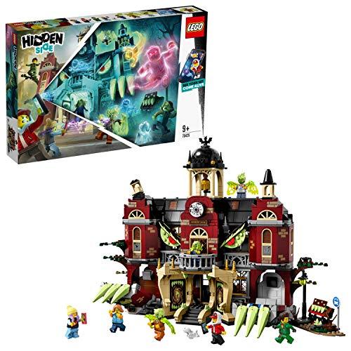 LEGO Hidden Side 70425 Newbury Haunted High School Construction Big