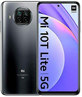 """Xiaomi Mi 10T Lite 5G - Smartphone 6+128GB, 6,67"""" FHD+ DotDisplay, Snapdragon 750G, 64MP AI Quad Camera, 4820mAh"""