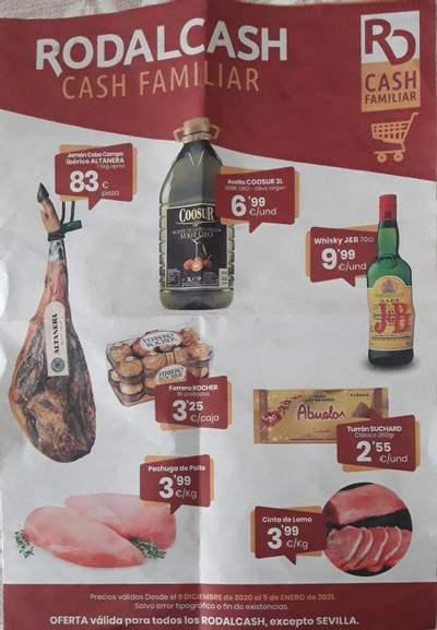 Supermercado con buenas ofertas