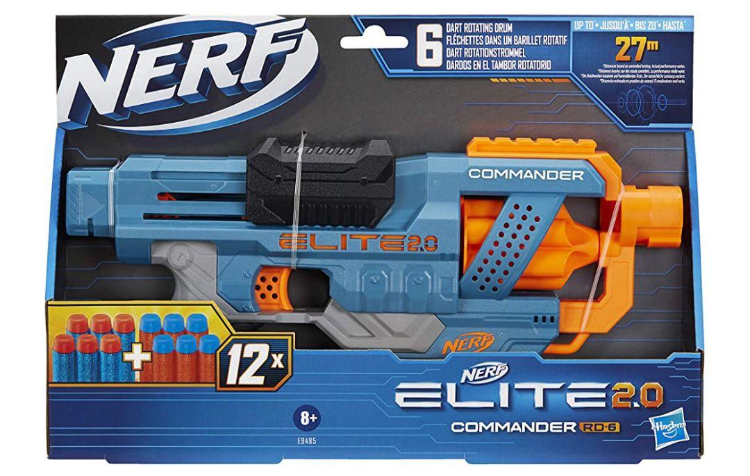 Nerf-Elite Commander RC-6 (Hasbro)