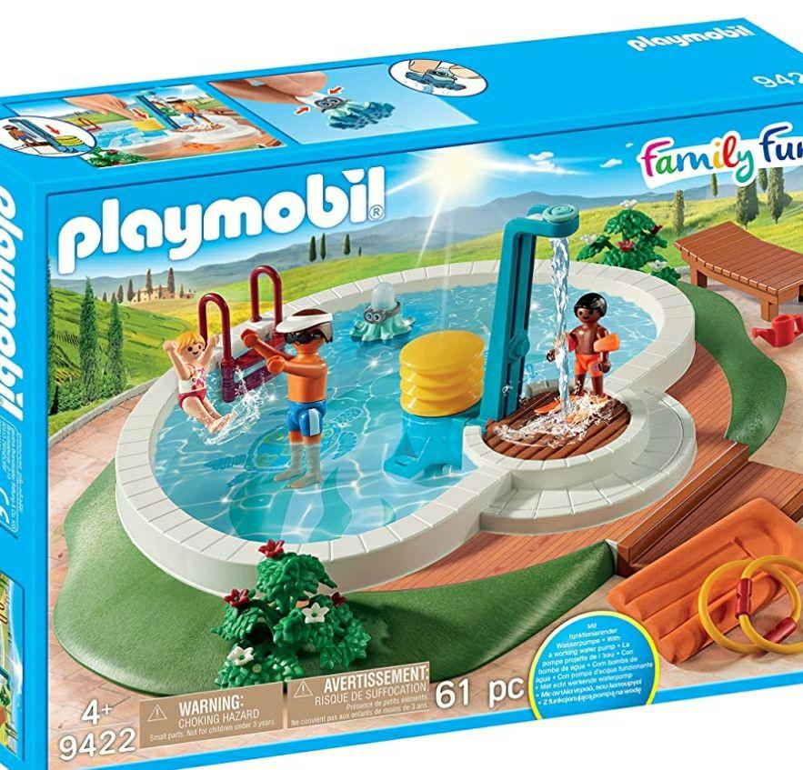 Playmobil Family Fun Piscina