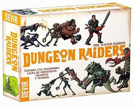 Dungeon Riders - juego de mesa