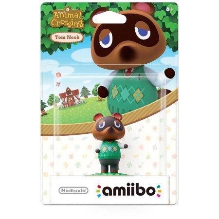 Amiibo Animal Crossing Tom Nook de Nintendo