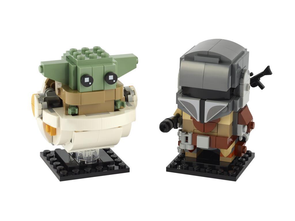 LEGO Star Wars - El Mandaloriano y Baby Yoda ----Hiper E.LECLERC el más Barato