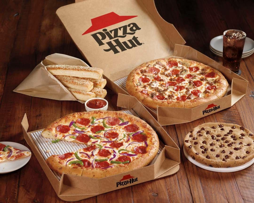 Pizza Hut Come Y Bebe Todo Lo Que Quieras