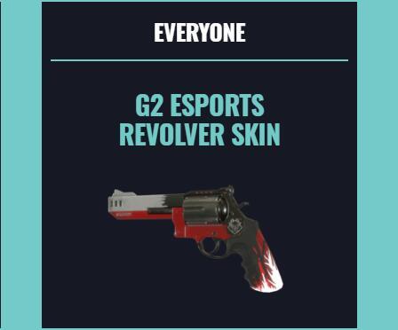 Gratis G2 Revolver Skin   Aim Lab