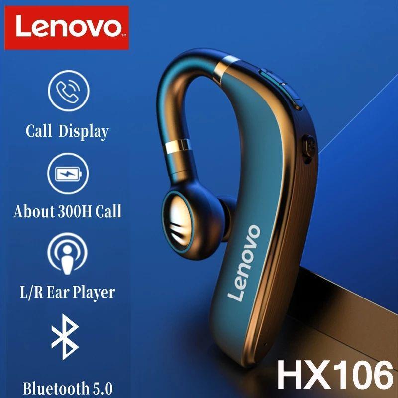 Lenovo-auricular HX106 con Bluetooth 5,0 Entrega en 10 días