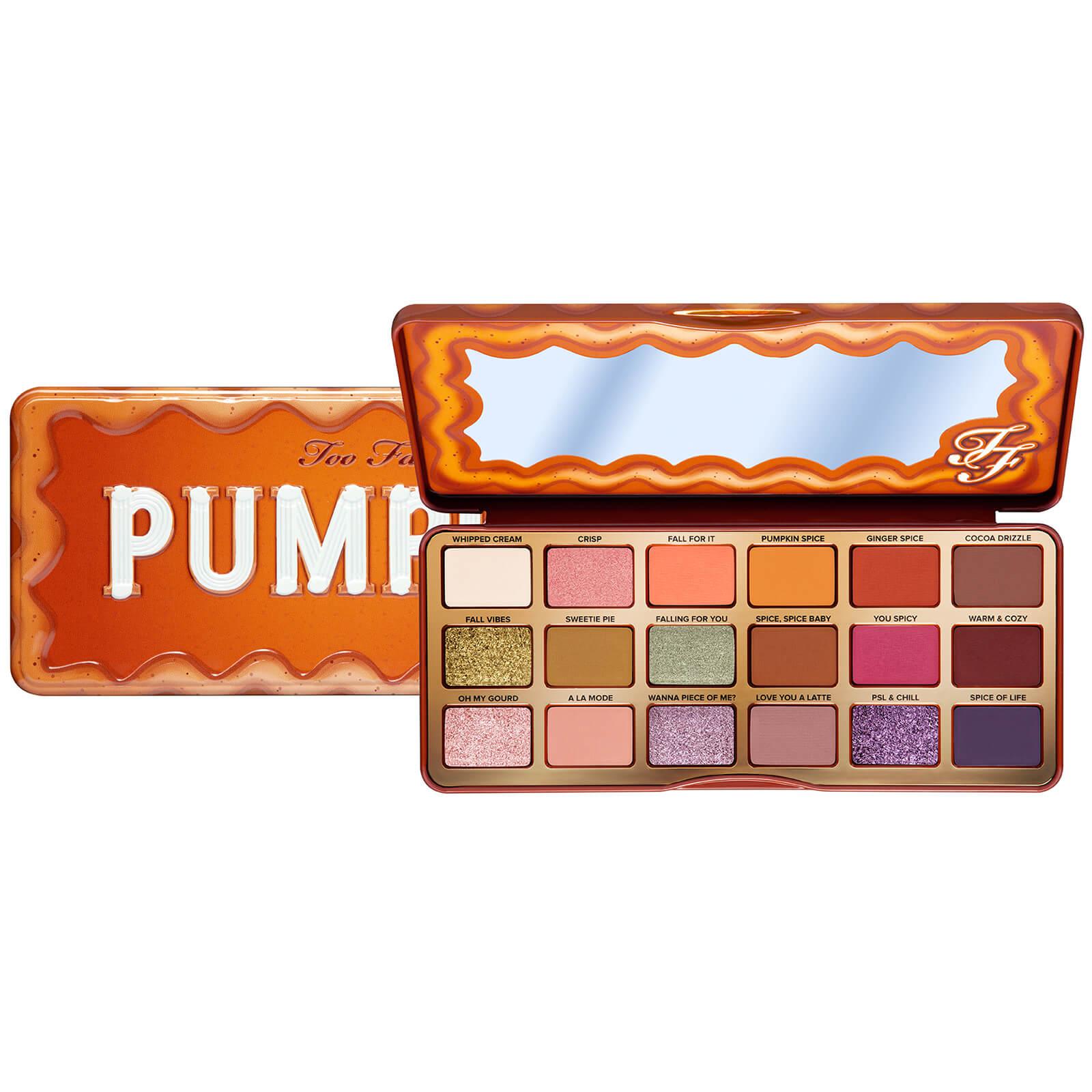 Paleta Too Faced Pumpkin Spice a 34 euros en LF!!