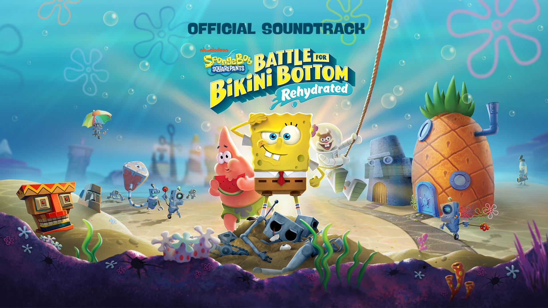 SpongeBob SquarePants:Battle for Bikini Bottom Rehydrated a 13'99 en Stadia