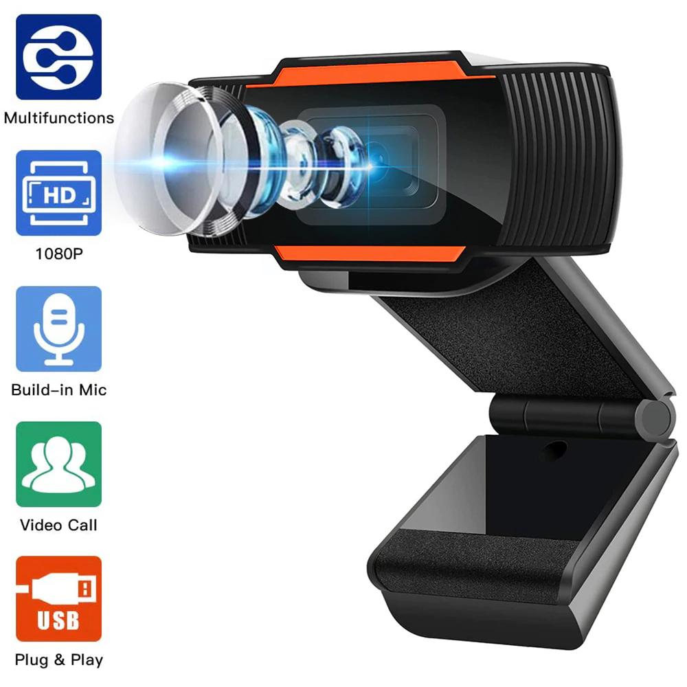 Webcam 1080p buen precio
