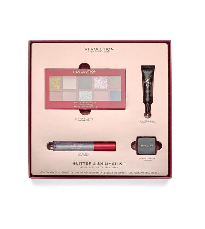 Revolution - Glitter & Shimmer Kit