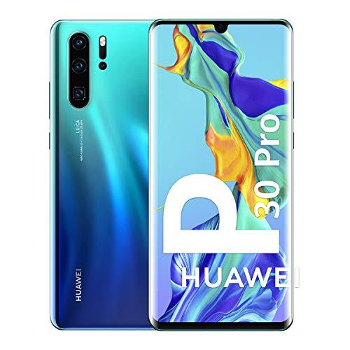 """Huawei P30 Pro - Smartphone de 6.47"""" (Kirin 980, 8GB/256GB)"""