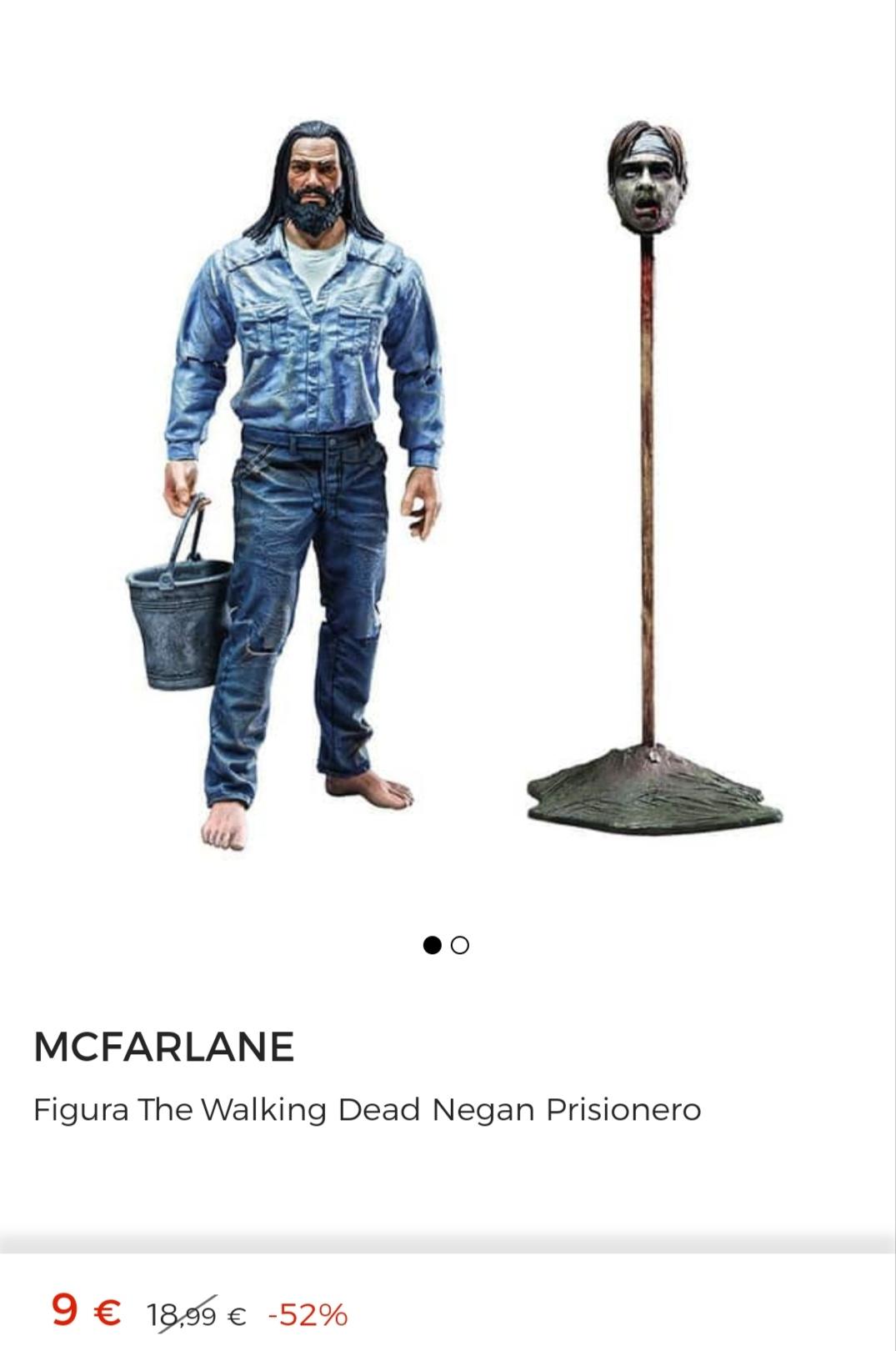 Figuras de The Walking Dead ECI