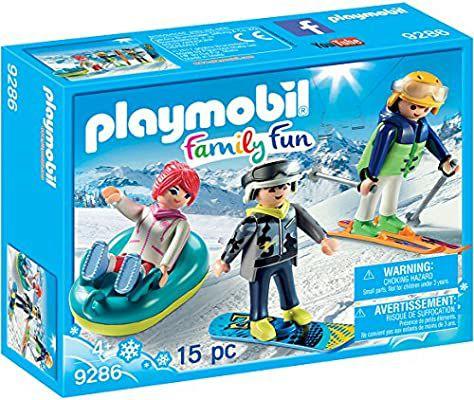 PLAYMOBIL- Deportes de Invierno