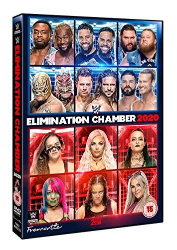 WWE: Elimination Chamber 2020 [DVD] [Reino Unido]