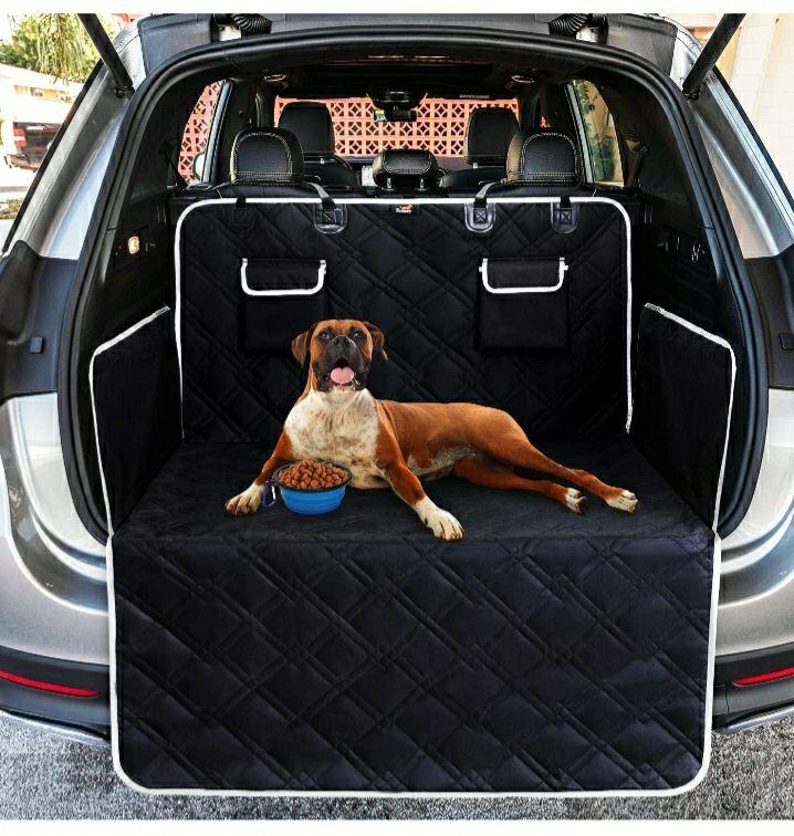 Funda maletero para perros