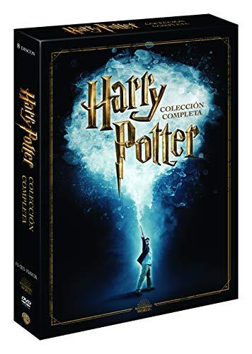 Harry Potter Colección Completa DVD