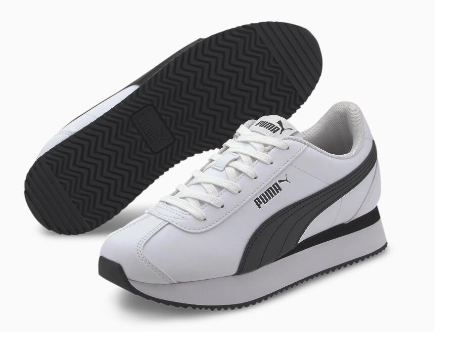 En 4 COLORES - Zapatillas para Mujer Puma Turino Stacked (TALLAS EN IMAGEN ADJUNTA)