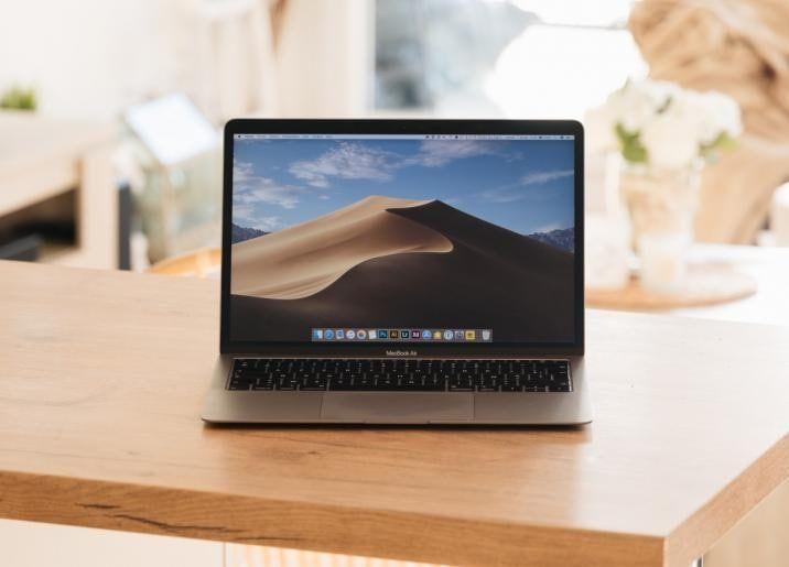 Mac Book Air 2020 Core i3 256 SSD